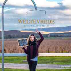 The Wine girl cape town weltevrede wine estate robertson