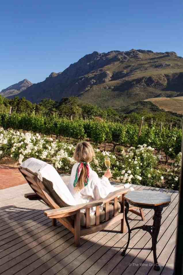 Lanzerac Wine Estate Stellenbosch spa