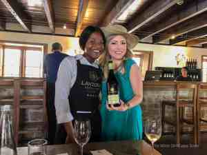 Lanzerac Wine Estate Stellenbosch wine tasting