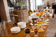 Lanzerac Wine Estate Hotel breakfast Stellenbosch the Manor Kitchen