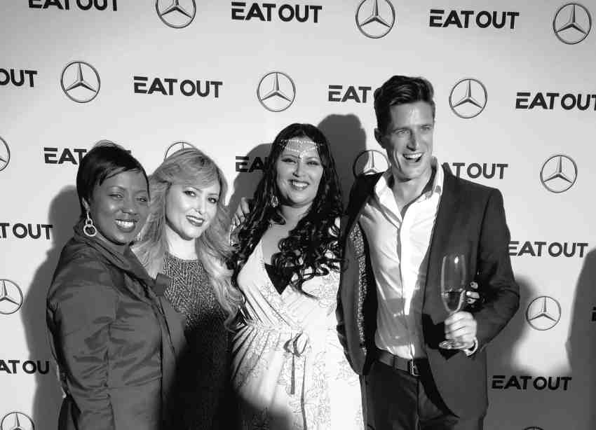 mercedes benz eat out awards 2018