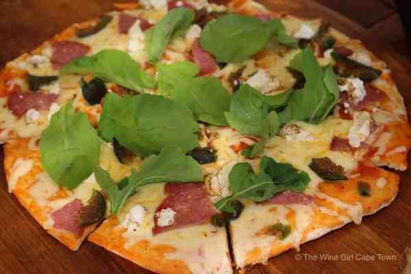 Linton Park Wines Wine Tasting Wellington Pizza