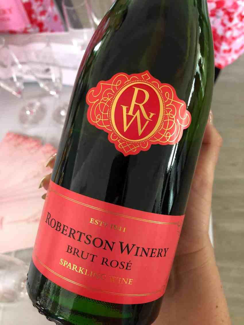 Robertson Winery Sparkling Brut Rosé