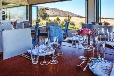 De Grendel Wines Durbanville Restaurant