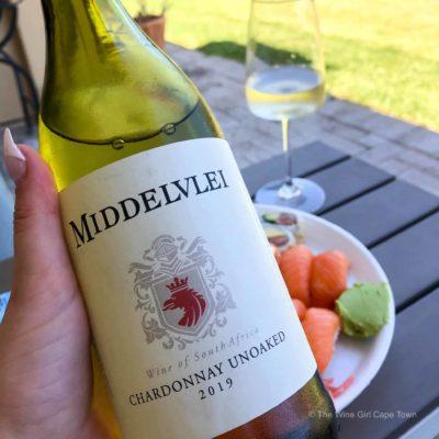 Middelvlei Unoaked Chardonnay