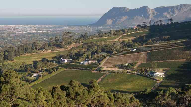 Constantia Glen Wine Farm South Africa