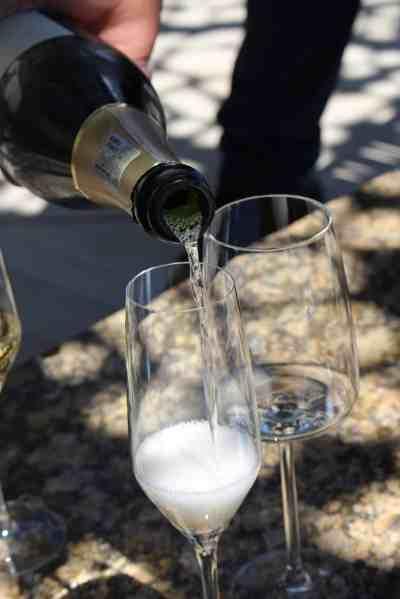 Quoin Rock Sparkling Wine Cap Classique