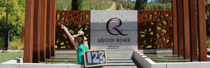 Quoin Rock Winery South Africa