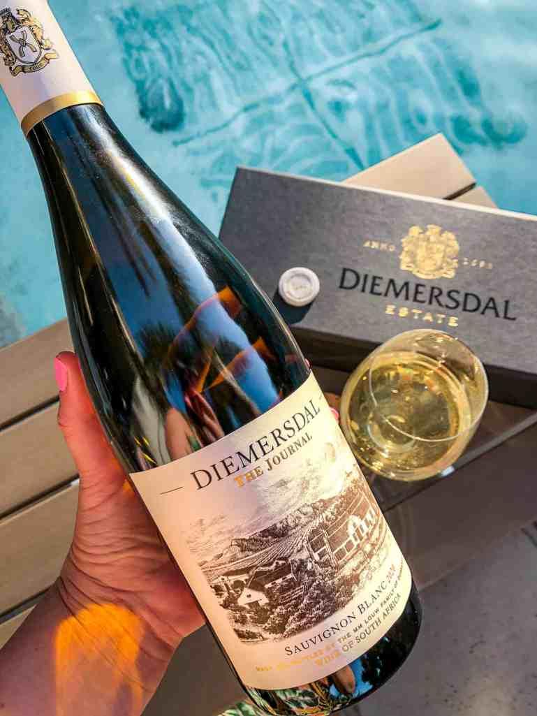 Diemersdal The Journal Sauvignon Blanc 2020