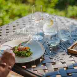 Avondale Wines Easter lunch veranda Credit Claire Gunn