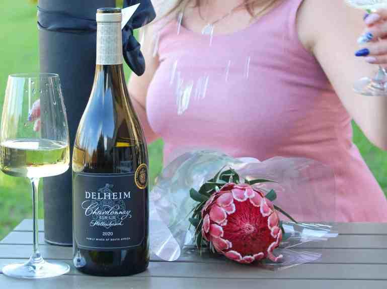 Delheim Sur Lie Chardonnay 2020