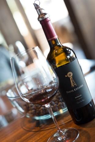 Davis Estates 2012 Napa Valley Merlot - Wine Tasting Napa Valley