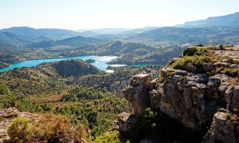 Priorat Wine Region of Spain (photo courtesy of Perinet Winery)