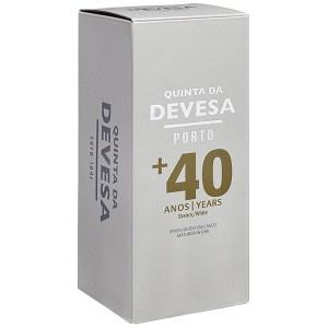 Vinho do Porto Quinta da Devesa Branco +40 Anos