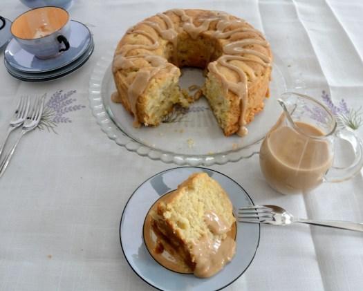 Apple Irish Cream Cake