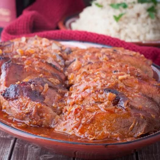 pico- roast-beef