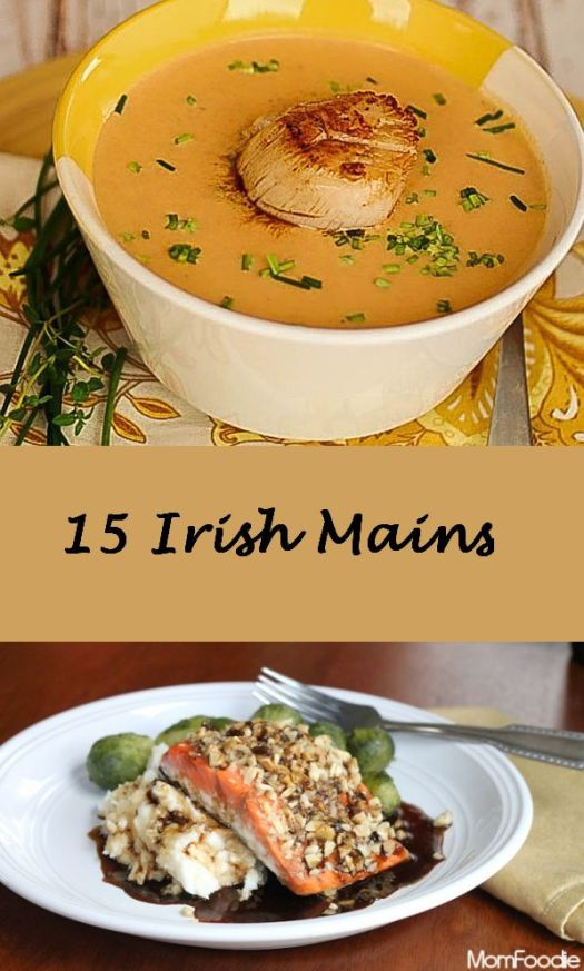15 Delicious Irish Mains
