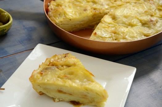 Spanish Tortilla (Potato Omelette)