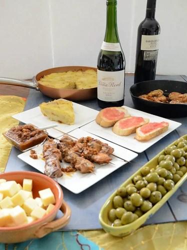 rioja-winetasting-tapas