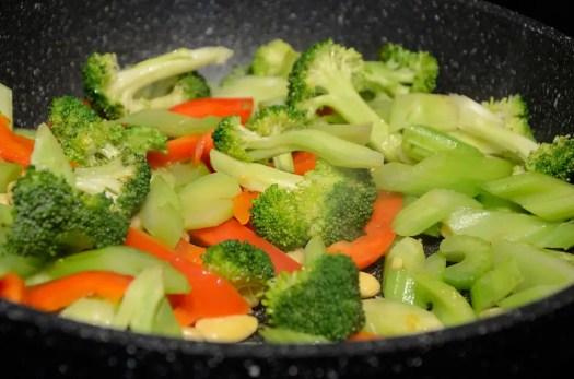 Super Simple Stir Fry