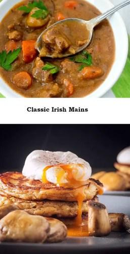 15 Delicious Irish Mains