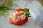 Strawberry Cream Cheese Bites