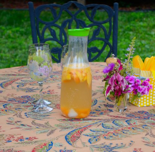 White Wine Sangria is a lively, refreshing drink, perfect for summer entertaining. What's the best wine to make sangria with?