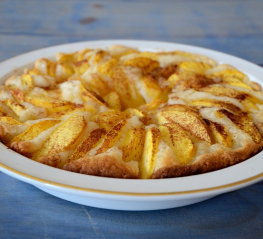 Peach Cobbler is a great way to enjoy fresh peaches! The batter only takes a few minutes.Pop it in the oven while you prep the main meal and serve it warm!