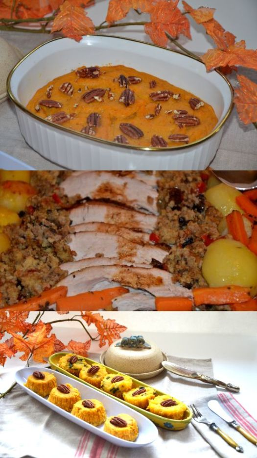 These delicious Holiday Sides all complement turkey beautifully and take advantage of fall harvest vegetables.