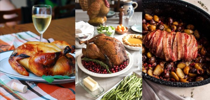 13 Ways to Cook your Holiday Turkey