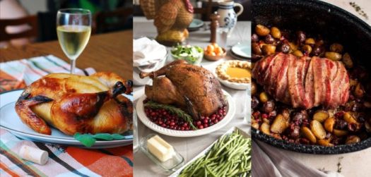 Whole turkey or breast? Brined or not? Roasted? Deep Fried? Grilled? Instant Pot? Smoked? Easy or Expert? Food Bloggers around the world have you covered!