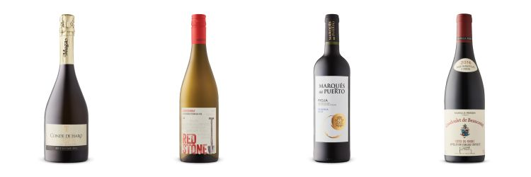 Wines from LCBO Feb 2, 2019 Vintages Release