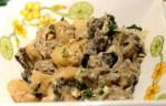 Mushroom Gnocchi Casserole