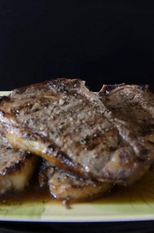 Beer Steak Marinade