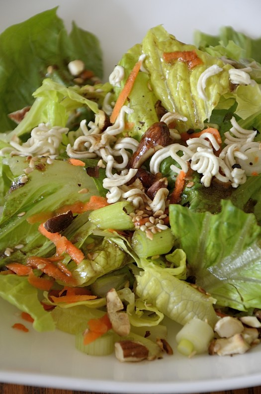 Oriental Tossed Salad