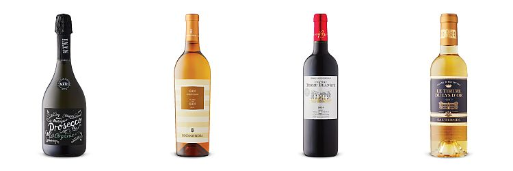 4 bottles of wine from the May 29 2021 LCBO Vintages release