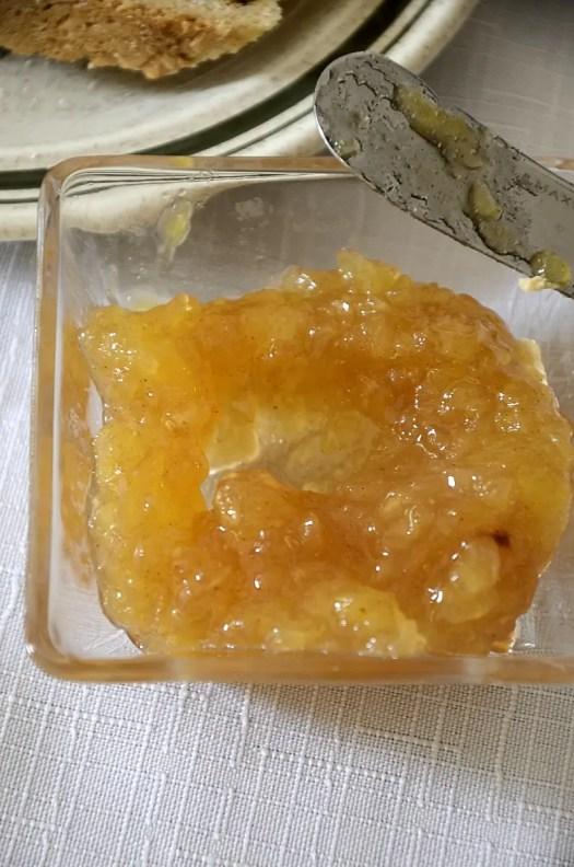 Fresh No Pectin Pineapple Jam
