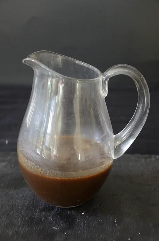 Balsamic Caramel Sauce