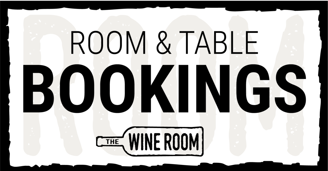 Room and Table Bookings