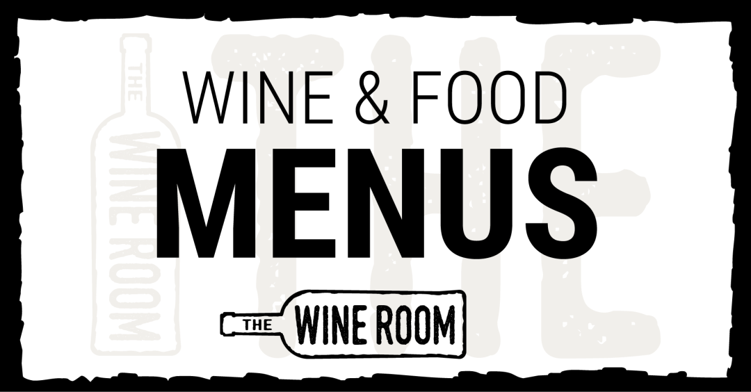 Wine and Food Menus