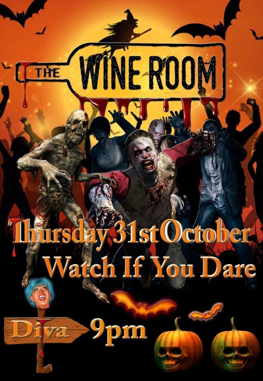 Spooky night nottingham