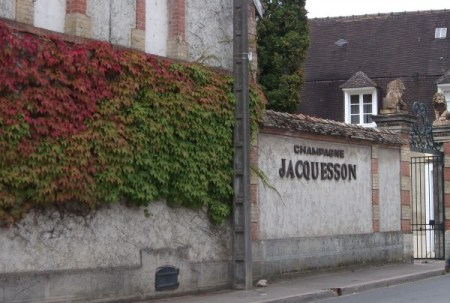 Jacquesson front gate