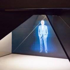 Via hologram Dom Perignon declares 2003 vintage