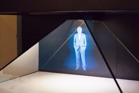 Dp 2003 hologram