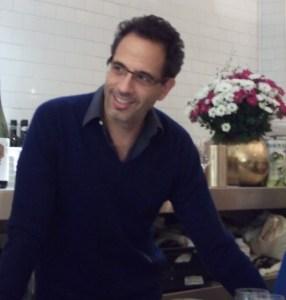 Chef/Patron Ottolenghi