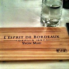L'espirit de Bordeaux – affordable,quality French wine, what more could you ask for?