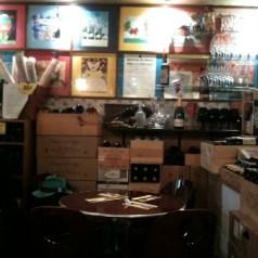 A long lunch at Juveniles wine bar, Paris