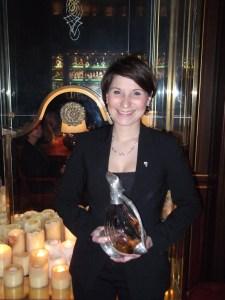 Estelle Touzet, Chef Sommelier