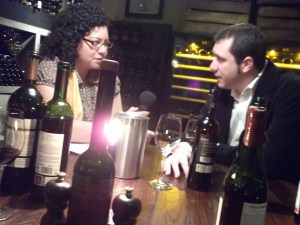 The Winesleuth & winemaker, Diego Pinella Navarro