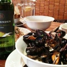 North 52 Bar & Kitchen… British food and wine in Soho